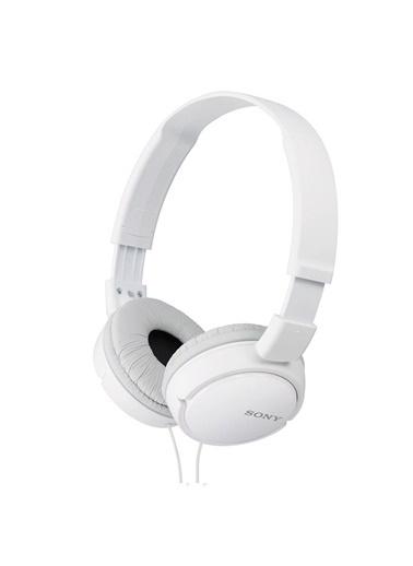 Sony ZX110AP Kablolu Kulaküstü Kulaklık Beyaz